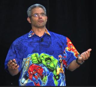 Dr Eric Serrano
